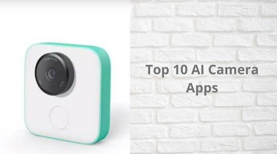Artificial Intelligence Camera Apps