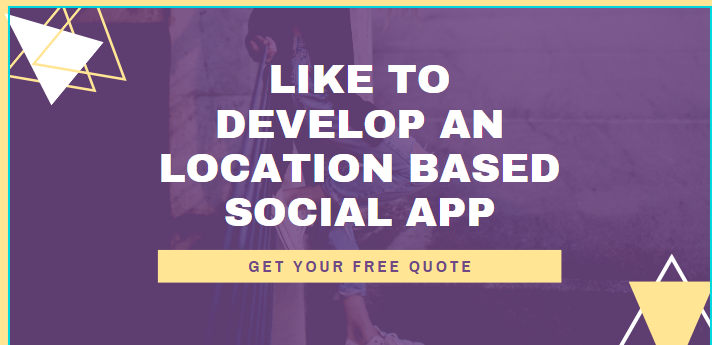 cost to develop a location based apps