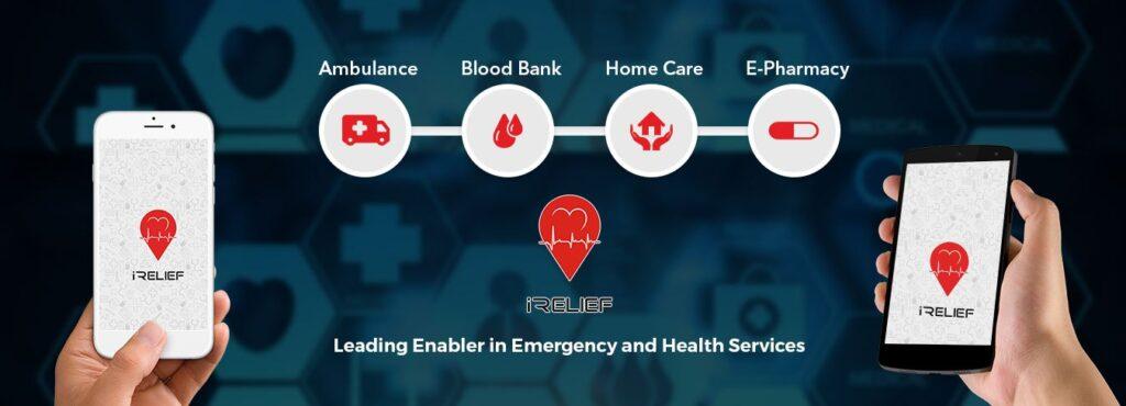 iRelief – Healthcare Services