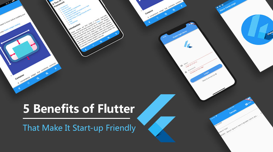 Benefits Of Using Flutter App For Your Startup Business