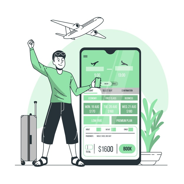 Expert Guide to develop a travel app like MakeMyTrip in 2021?