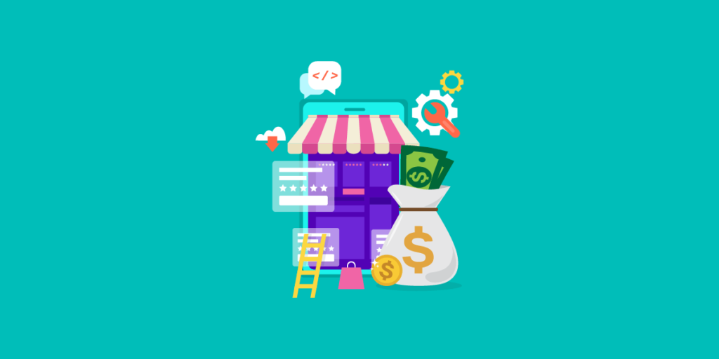 Cost to Develop a Marketplace App Like Amazon