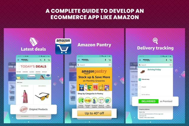 amazon app development cost