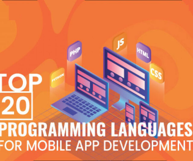 Top 25 Programming Languages for Mobile Application Development