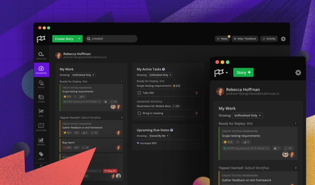 dark mode website development