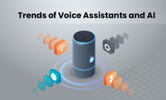 Trends of Voice Assistants and AI in Mobile Application Development